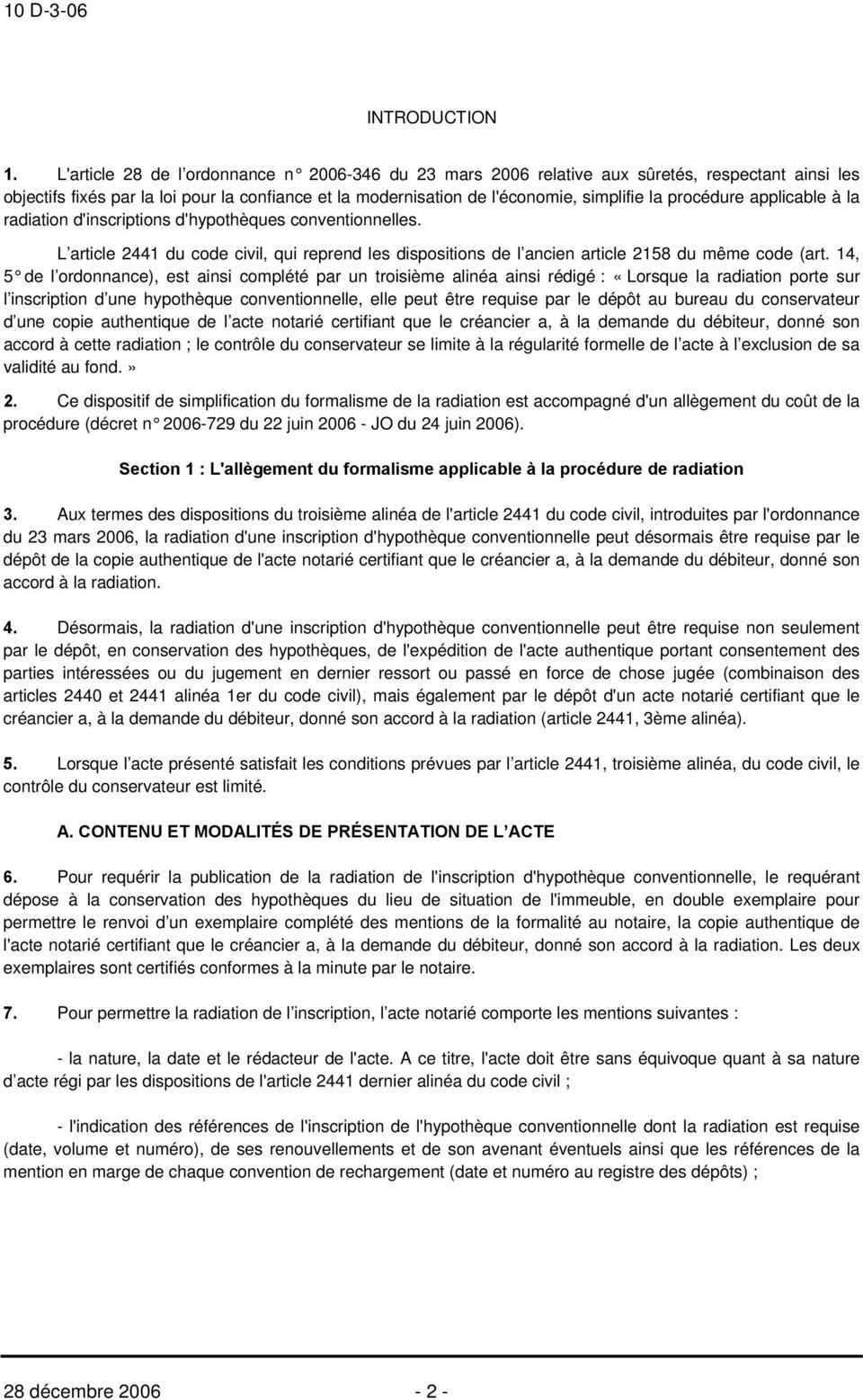 Bulletin Officiel Des Impots Pdf