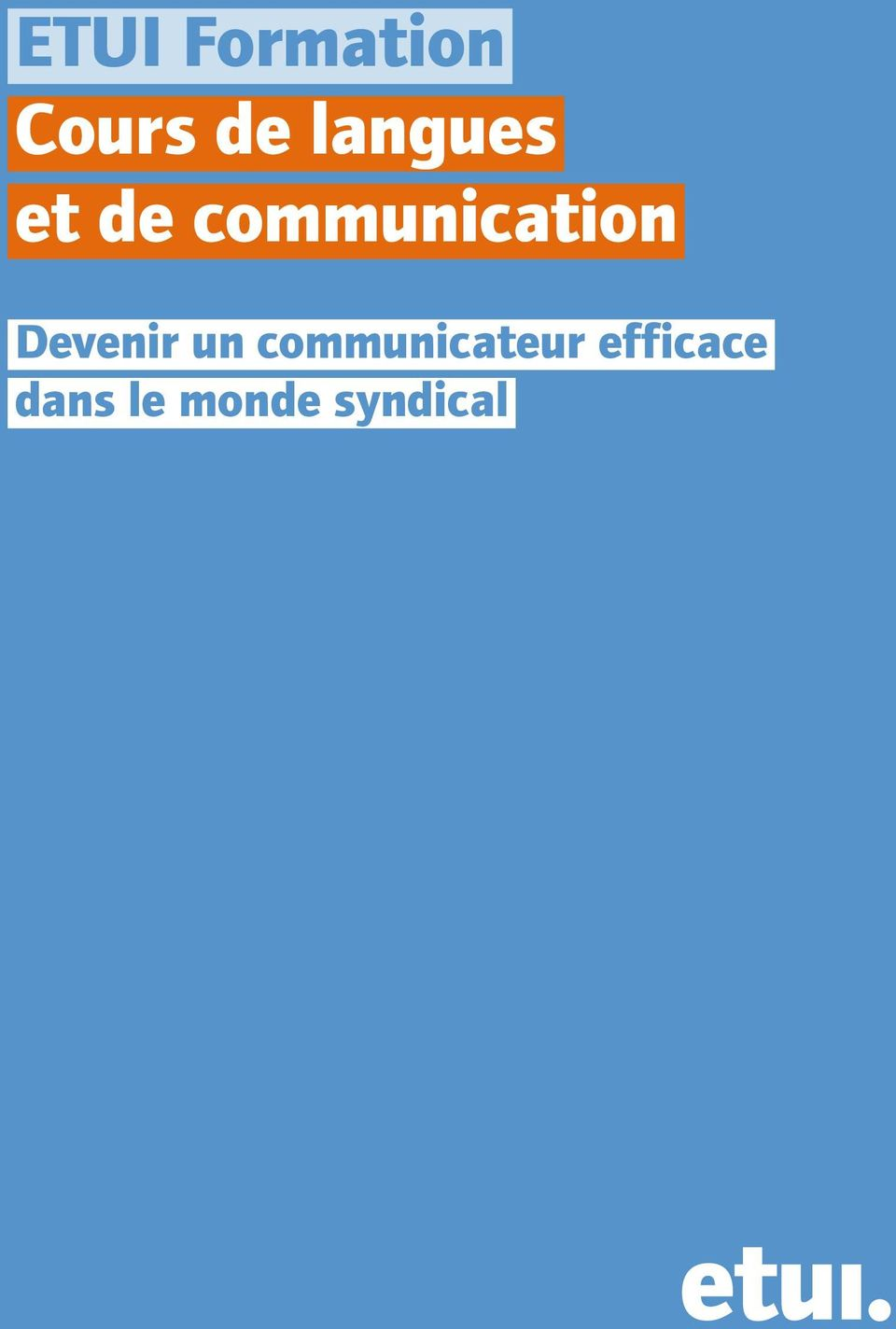 communication Devenir un
