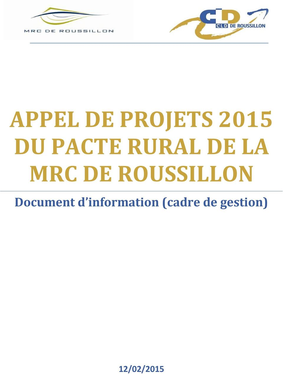 ROUSSILLON Document d
