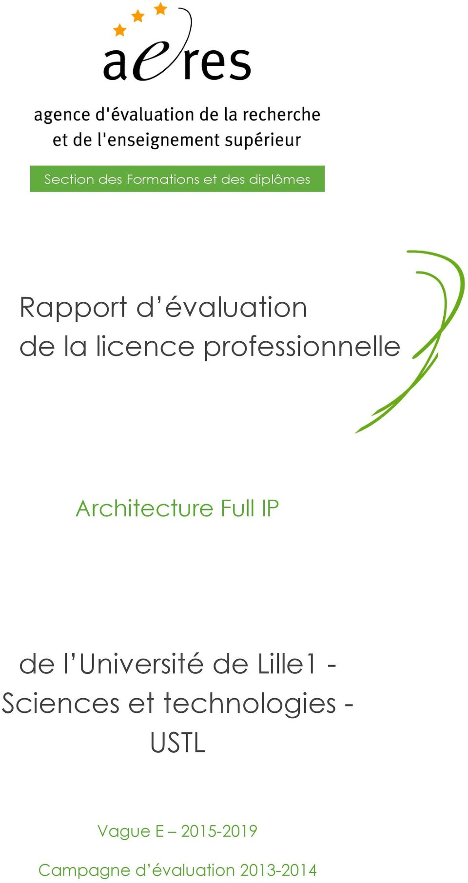 Full IP de l Université de Lille1 - Sciences et