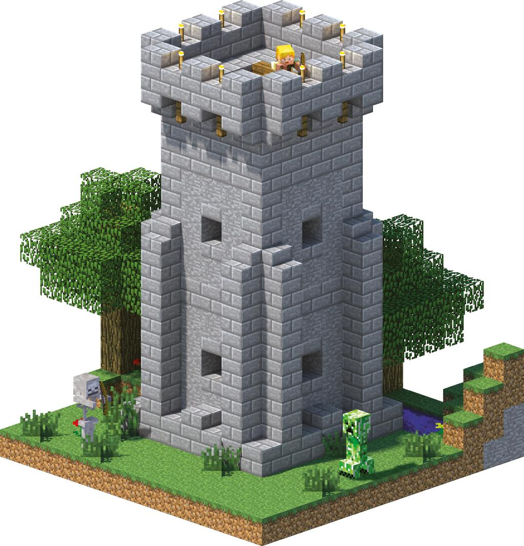 Minecraft Le Château Fort Pdf Free Download