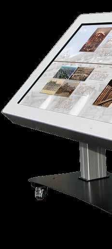 Catalogue Applications Multitouch Solutions Metiers Gamme Outdoor