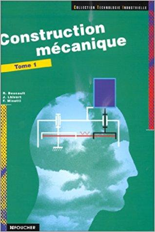 precis de construction mecanique tome 3