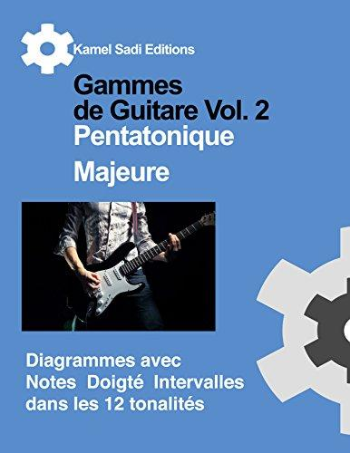 comment jouer de la guitare blues un apercu des accords et des gammes blues french edition
