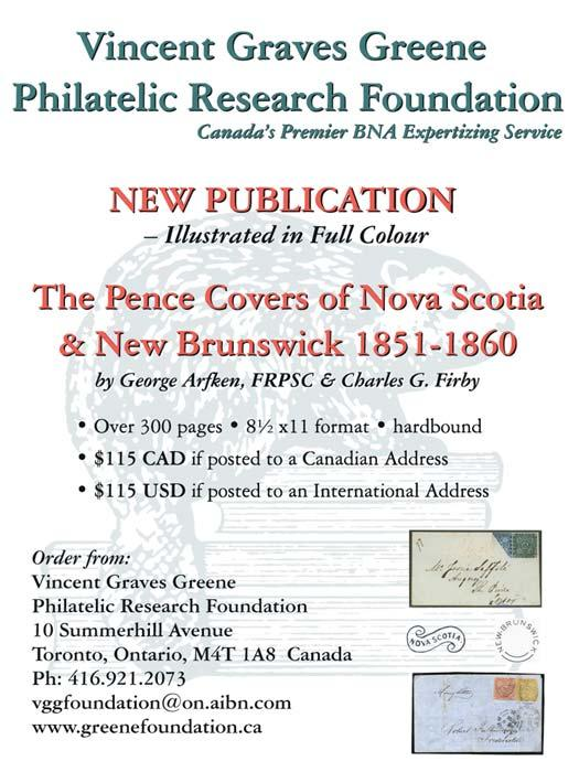 The  Journal of THE ROYAL PHILATELIC SOCIETY OF CANADA Revue