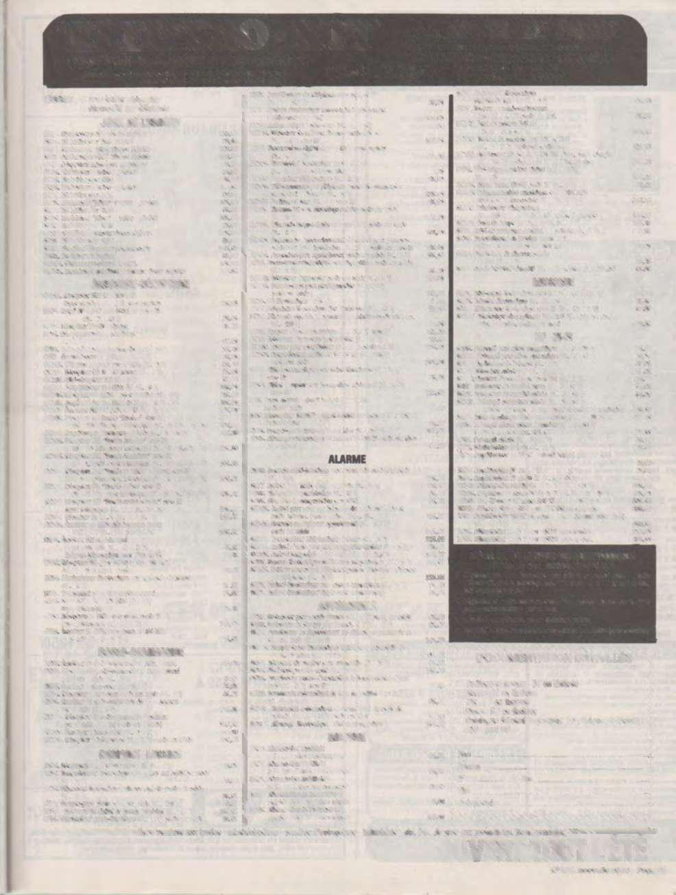 Service Book Cho Bb 9630