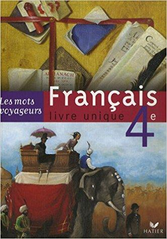 Francais 4e Livre Unique Telecharger Lire Pdf Telecharger